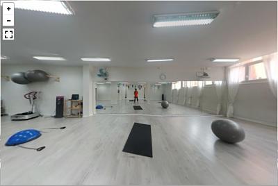 gimnasio activa't en 360 grados